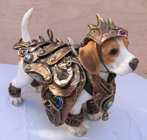 Level 26 warrior puppy